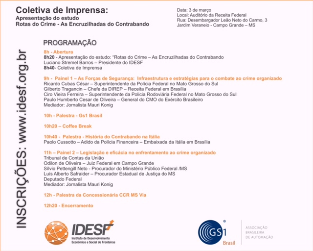 convite_3 de marco Dia Nacional de Combate ao Contrabando