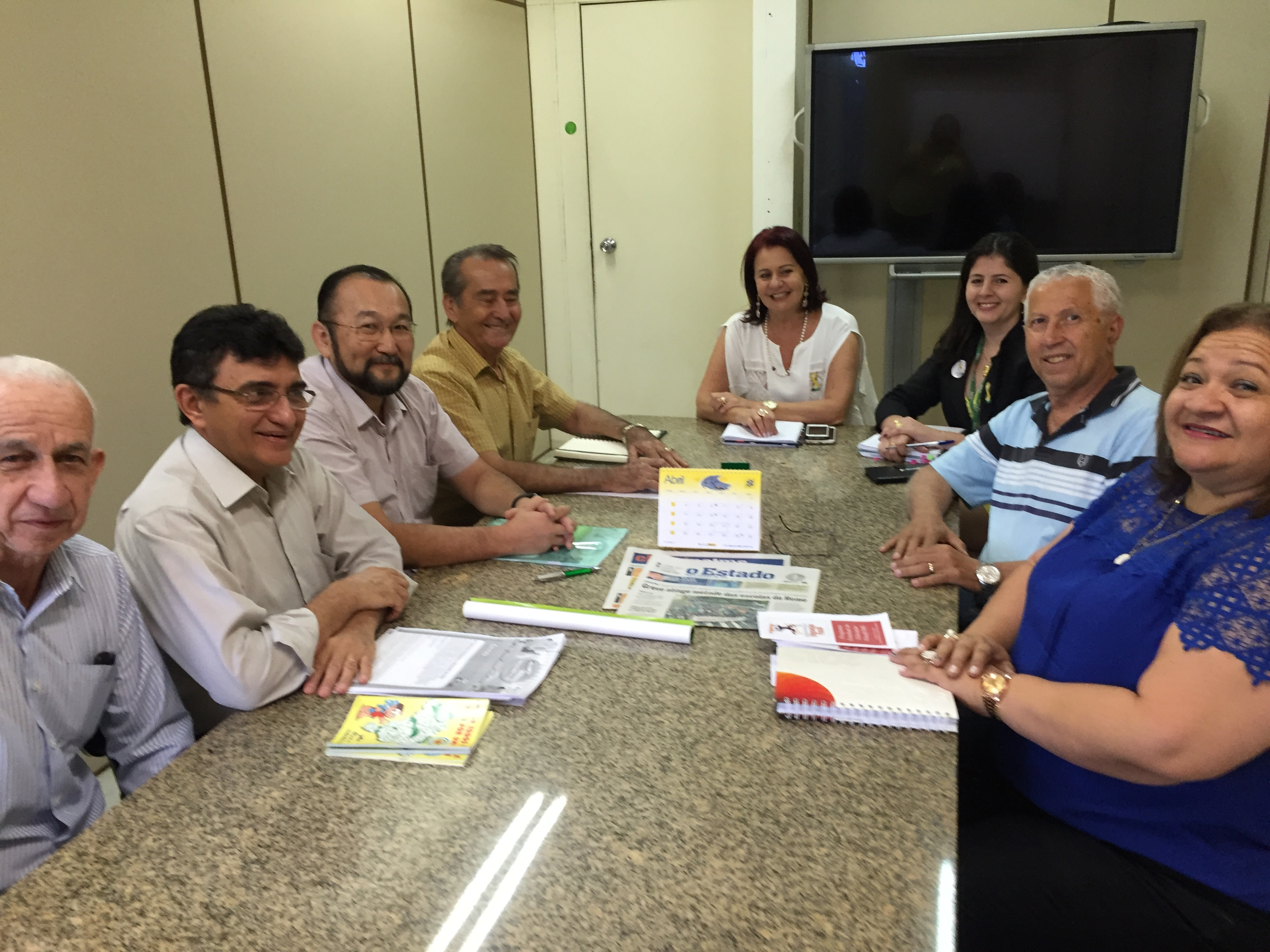 Reunião Sec SED e OBS 2