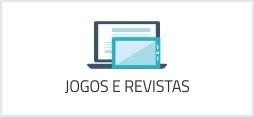 JOGOS E REVISTAS.